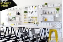 Workspaces & Showrooms / by By Invitation Only Blog