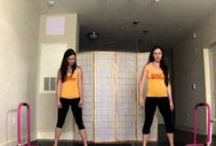 PURELY workout videos / by Purely Twins