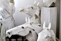 mask / by Pamela Deans-Dundas