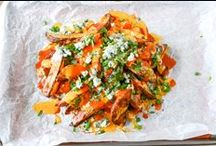 all things buffalo chicken / by how sweet eats