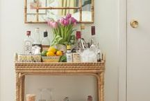 i need a bar cart in my life.  / by how sweet eats