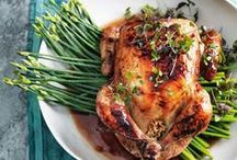 whole roasted chicken recipes: so easy! / by how sweet eats