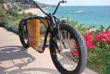 2 Wheels, 4 Wheels / by Sue Pate