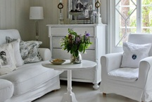 Decorate it White / by Crissie Rosenow