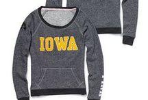 Iowa Hawkeyes / by Elyssa Rung
