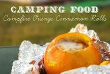 Camping Ideas / by Corey Holdsclaw-Francis