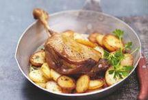 Le boucher Picard / Nos plats et recettes à base de #viande : #poulet #porc #bœuf #agneau / by Picard Surgelés