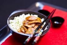 La cuisine chinoise / Pour un repas #chinois : #caramel #crustacés #riz / by Picard Surgelés