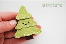 Christmas Crafting: General / Things to make to celebrate the season~ :] / by Jessi James