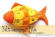 In Stitches: Summer / Summer stitching / by Jessi James
