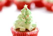 Christmas Food: Cupcakes / by Jessi James