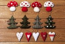 Christmas Crafting: DIY Ornaments / by Jessi James