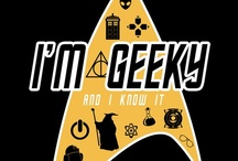 Geekdom and Entertainment of all sorts / Includes LOTR, Sherlock, Star Wars, Superheroes of all ages and stages.... It's my dad's fault... and my brothers'! Also, the random favorite movies sneak in. / by Rosie Quintana
