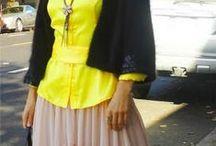 What I Wear / My Personal Style http://www.medleybyoanasinga.com/ / by Oana Singa