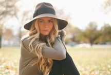 Fall Fashion  / Style for the season Autumn!  / by Jess Ruud
