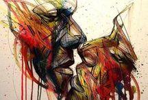 .::Arte::. / by Cesar Nunes