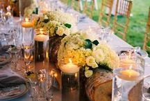 Centerpieces / by Perfect Wedding Guide of South Florida