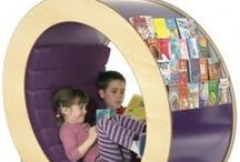 Best Kids' Bookshelves / by Kids Can Press