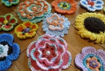 Crochet Pick A Flower or Two / by Cheryl Box