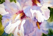 Art : Floral / by A.J. Sarine