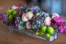 Garden : Flower Bouquets & Arrangements / by A.J. Sarine