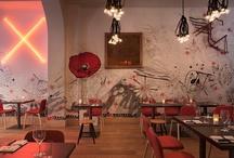 Hotels | Restaurants / by Retail Design Blog