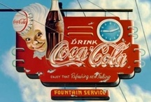 Ad's For Coca Cola / by Cheryl Box
