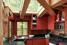 Kitchens / by Clinton Kelly
