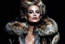 Fabulous in Fur / Fashionable  Fabulous Fur pieces. Faux or Real. Fur is always the deal. Elegant Chic Timeless Luxe and Warm. / by Little Lady