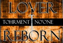LOVER REBORN / Ever since the death of his shellan, Tohrment has been unrecognizable from the vampire leader he once was. Physically emaciated and heartbroken beyond despair, he has been brought back to the Brotherhood by a self-serving fallen angel. Now, fighting once again with ruthless vengeance, he is unprepared to face a new kind of tragedy.  / by Miz Val