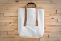 tote bags / by Nealie L