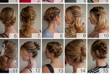 Hairstyles / by Melissa S