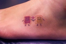 Cool Tattoos / by Andrea Ruggieri