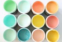 Paint Colors. / by Melodie C