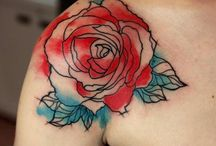 tattoos :)  / by Brittany Selement