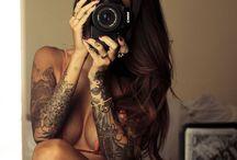 tattoo love / by janelle ferraro