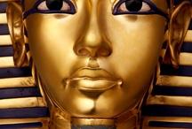 King Tutankhamun & Egypt / by Courtney P