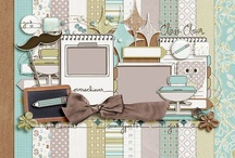 Geeky scrapbooking kits  / by Rikki Donovan