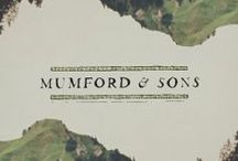 Mumford and Sons / by Courtney P