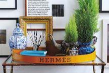 Trays / Decorating with Trays  #tray #homedecor  / by Amanda Carol Interiors