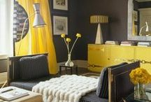 Chic Rooms / Small Chic Spaces / by Amanda Carol Interiors