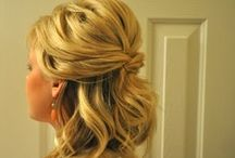 hairstyles / by Allison {A Glimpse Inside}