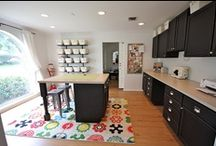 Craft Rooms / by Allison {A Glimpse Inside}
