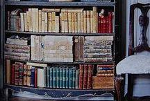 books & shelves / Books and Shelves / by June & December
