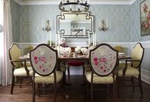 dining rooms / by Allison {A Glimpse Inside}