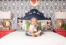 Kid Rooms / #kidroom #kids  / by Amanda Carol Interiors