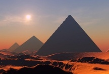 Egyptology /  I Love Ancient Egypt and Archaeology.   / by Debbie Felty