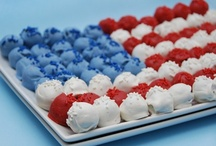 PATRIOTIC Party Pleasers / by Michele Leavitt