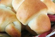 Much Kneaded BREAD & BUTTER Recipes / by Michele Leavitt