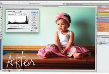 Digital Items and Photoshop Tips / by Allison {A Glimpse Inside}